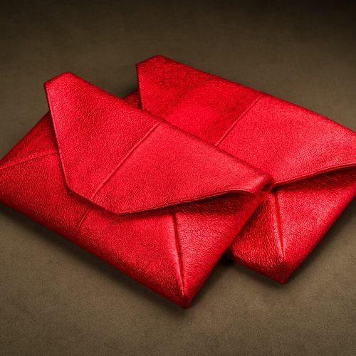 数奇屋袋・赤